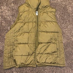 Old navy down vest